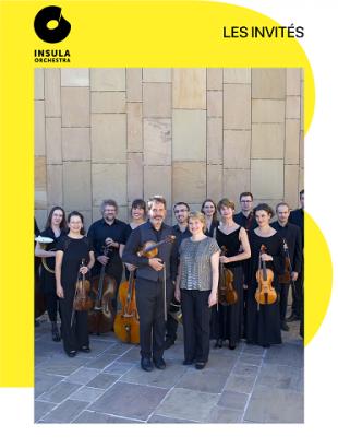 Un concert consacré à Jean Sébastien Bach par le Café Zimmermann à la Seine Musicale