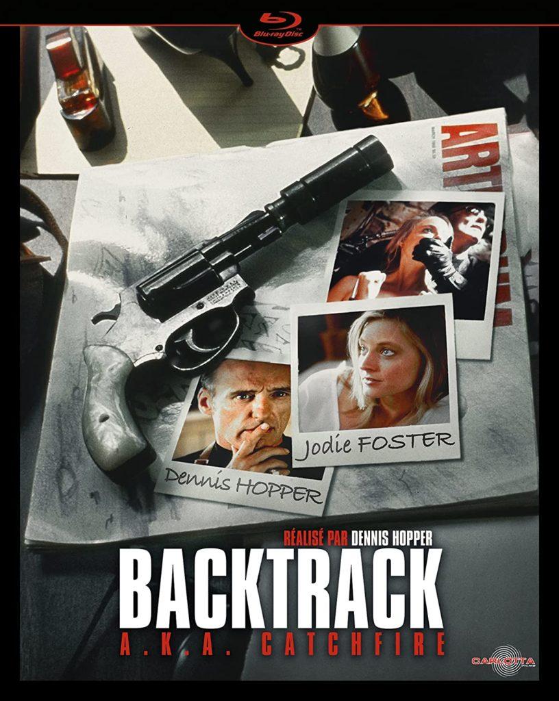 Backtrack (a.k.a Catchfire), un inédit de Dennis Hopper chez Carlotta