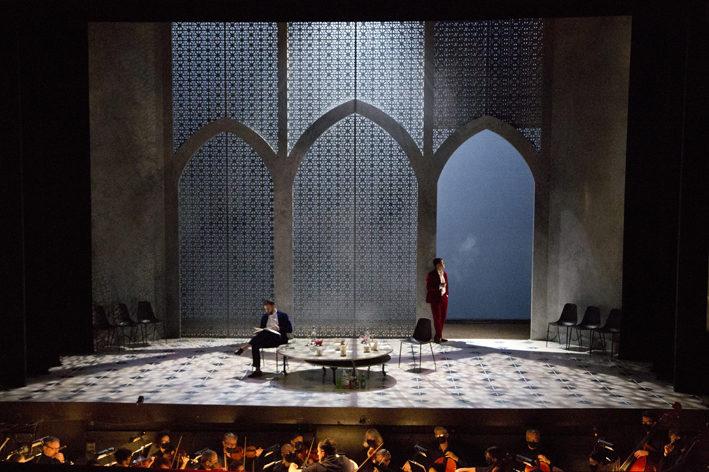 La princesse jaune de Camille Saint Saëns et Djamileh de Georges Bizet à l'Opéra de Tours