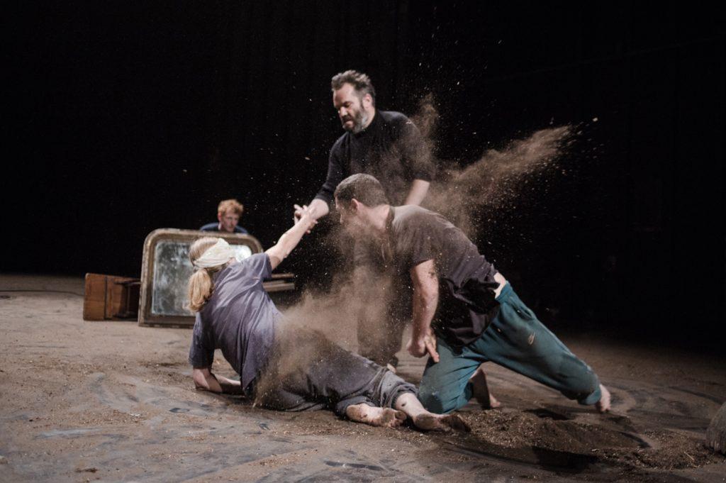 Hamlet au Monfort, un maniement délicat du vertige