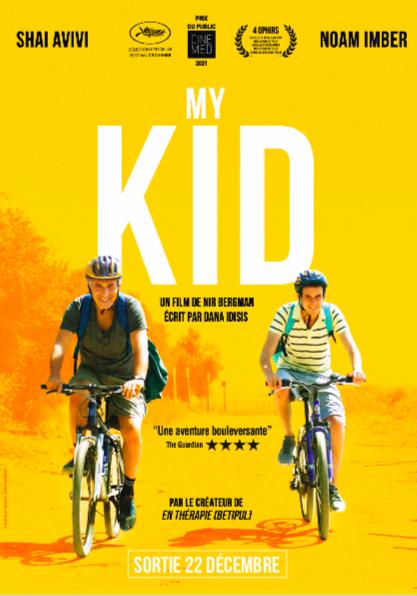 «My Kid» de Nir Bergman ouvre le Festival du film Israélien de Paris