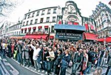 Concert de soutien à l'Elysée Montmartre le 10 juillet