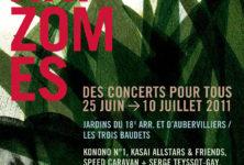 Gagnez 1×2 places pour Rhizomes aux Trois Baudets le 1er Juillet ( Alfie Ryner et christine and the queens)