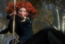 Rebelle, le nouveau film des studios Pixar