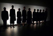 Les filles assurent dans les Anges du Pêché au théâtre Alizée