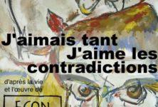 Egon Schiele installe son atelier au Théâtre des Deux Rêves