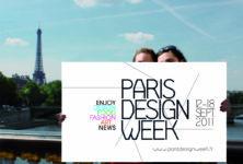 Première Paris Design Week du lundi 12 au dimanche 18 septembre 2011