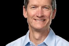 Steve Jobs jette l'éponge,Tim Cook le remplace