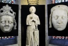 Portraits photos royaux à la Basilique Saint-Denis
