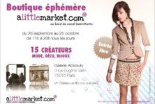 Une boutique éphémère pour shopper des créations uniques, fait main et Made in France