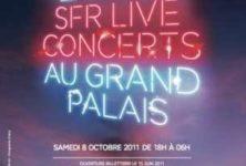 3ème édition de la Nuit SFR Live Concerts – Nuit de l'électro
