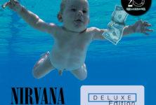 Le «Nevermind» de Nirvana fête ses 20 ans !
