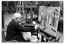 61 oeuvres de Giorgio de Chirico léguées au Musée d'Art moderne de Paris