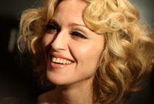 Madonna lance une nouvelle ligne de mode