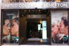 Benetton choque avec sa nouvelle campagne de pub