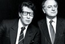 «Lettres à Yves» : dernier adieu de Pierre Bergé à son grand amour