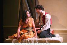 Le jeu de l'amour et du hasard au théâtre Mouffetard
