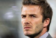 David Beckham ne jouera finalement pas au PSG