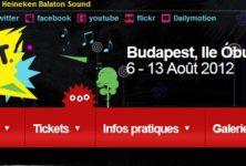 20ème édition du Sziget Festival : les premiers noms à l'affiche