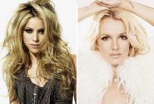 Britney Spears et Shakira : Duo de choc