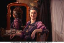 Chez Maxim's, Sarah Bernhardt revit sous les traits de Véronique Fourcaud