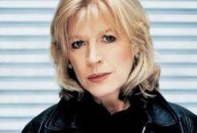 Marianne Faithfull en lecture à l'Odeon le 15 février