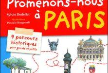 Promenons-nous à Paris de Sylvie Dodeller et Pascale Bougeault