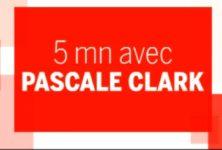 Pascale Clarck tacle le FN : dégueulasse ?