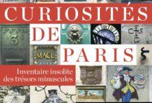 Curiosités de Paris Inventaire insolite des trésors minuscules
