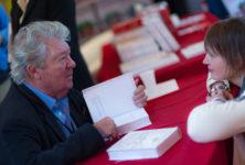 Sempé, Nicolas Canteloup, Nicolas Tabary, Laurent Vassilian en dédicace au Salon du Livre (18/03/2012)