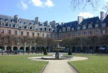 Le Marais secret et insolite de Nicolas Jacquet