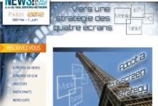 Le News World Summit débarque à Paris