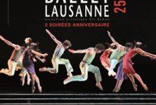 Les 25 ans du Béjart Ballet Lausanne au Palais des Congrès