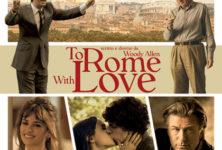 «To Rome with love» : Woody Allen choisit la capitale italienne pour son dernier film