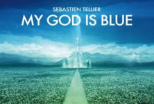 Happening bleu de Sébastien Tellier à la galerie Perrotin