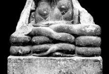Découverte d'une représentation des jumeaux de Cléopâtre