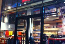 Ouverture du nouveau Levi's store sur les Champs Elysées