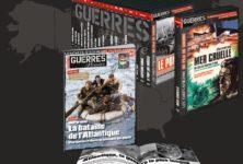 Le magazine Guerres et Histoire propose 20 chefs -d'oeuvre de films de guerre