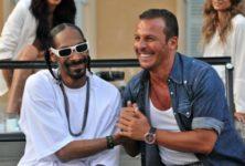 Jean Roch et Snoop Dogg jouent à la pétanque