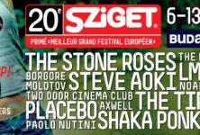 Gagnez deux pass pour le Sziget Festival