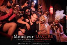 L'album de Monsieur Luxure pour vous séduire