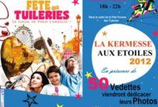 La Fête des Tuileries fait renaître la Kermesse aux étoiles!
