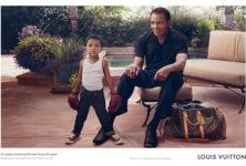 Mohamed Ali la nouvelle égérie de la Maison Vuitton