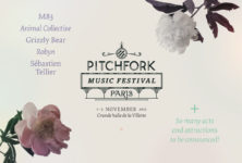 Le Pitchfork festival de retour à Paris en novembre