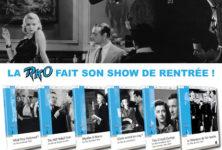 La 13ème vague des dvds classiques hollywoodiens du catalogue de la RKO débarquent le 4 septembre