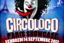Gagnez 10×2 invitations pour CIRCOLOCO au Showcase le 14 septembre