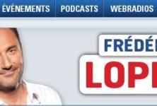Frédéric Lopez sera sur France Inter en septembre