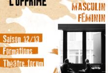 Masculin/Feminin, au Théatre de l'Opprimé : Une intrépide « petite bande »