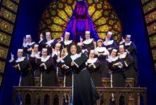 Les nonnes de Sister Act enflamment le Théâtre Mogador