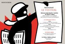 Lundi 1er octobre festival Mediapart fait entrer la rentrée littéraire à la Colline